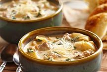 Soup's On! / Warm up with a delicious bowl of our savory soups. / by Crisco Recipes