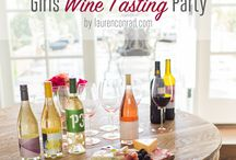 PARTY THEMES: Wine Tasting