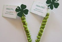 O'Lucky Me!!!! / St. Patrick's Day craftiness and decor!