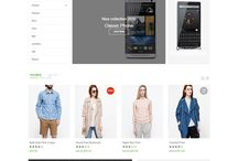 Shopping Template