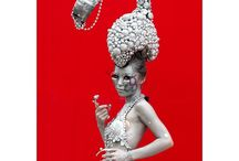Amazing Headdresses / The most creative and well-crafted headpeieces to inspire your imagination!!
