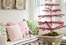 Christmas in Paris Inspiration / Ideas for Christmas decor and crafts with a Parisian twist.