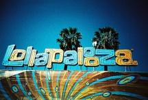 Lollapalooza / by Sarah Jamerson