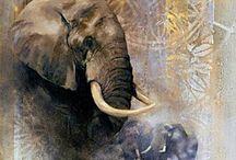 Art wildlife