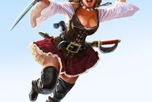 Pirate • Female