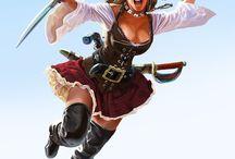 ▲ Pirate