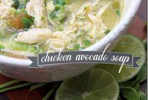 Soups + Stews