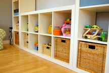 Playroom Ideas / Desperate to re-do our playroom, I've created this board to hold smart, fun ways to doing the playroom.