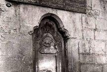 Kültür varlıkları - Bir Zamanlar - Kent Mirası