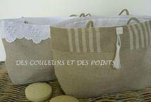 šití - tašky