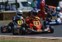 F1 drivers karting
