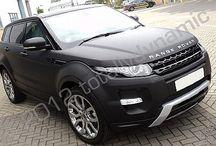 Range Rover / Range Rover car wraps