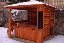 Spa Outdoor Ideas
