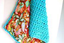 CROCHET AFGHANS AND THROWS / by Charlene Nolen