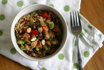 Vegetarian Dishes / by Aleksandra Nearing