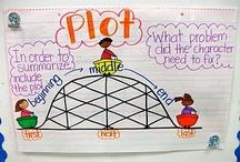 Plots & Story Mapping / by Dianne Ditmore