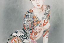 Tatoo of Japan & Art I / Tatoo of Japan & Art I