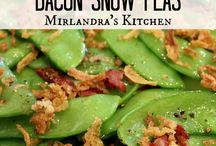 Veggies / Veggie side dishes, salads, main dishes - all things veggie! / by Mirlandra's Kitchen