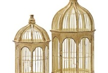 IMAX Gazebo Birdcages, Set of 2 / http://bird-cages-forsale.com