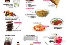 replacements/substitutions for food!! / by Jessica Jorge-Johnson