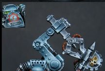 War Hammer Models