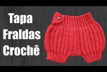 pantalon crochet & knitting
