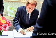 Valentino: At The Emperor's Table Book Signing At NYC Flagship / by ASSOULINE