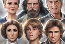 Star Wars-y