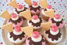 cupcakes/ traktaties
