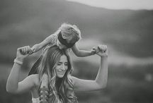 mom and daughter photoshoot