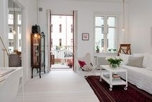 Scandinavian small apartment