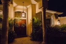 Nightscapes / Bevolo products look great during the day, but at night they truly shine! Take a look at different nighttime application photos.