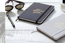 Stationery / Beautifully designed cards, notebooks and organisational tools for the stationery addict.