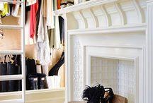 Closet - Storage- Shelving