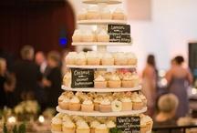 Cupcake & cake pops towers