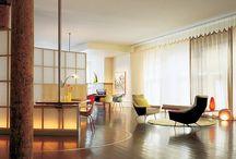 Celebrity Interiors / A peek inside celebrity homes.