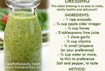 dressings, gravies and sidedishes