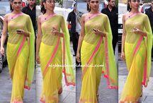 KandSKnotItup  - Sangeet outfit