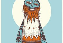 Aboriginal Illustrations