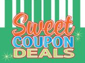 Subscribe by email to SweetCouponDeals.com / Make sure to Subscribe to SweetCouponDeals.com and never miss a deal! Get all our posts once a day by email. Drawings coming soon!