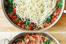 hair spaghetti