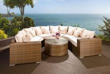 Magnificent, top quality garden furniture to clear. Fully fire retardant