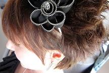 Hair things / by Danielle Brookes Pies