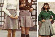 vestiti anni 50-60-70