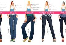 Como vestirme según mi cuerpo