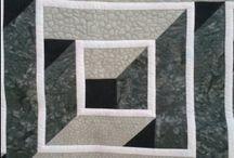 Spændende quilts