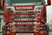 Scania King of the Road!