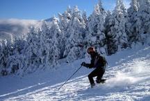 Ski, winter