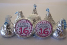 Sweet 16 Ideas / by Xenya Torres
