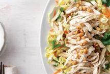 Food { light, clean, healthy }